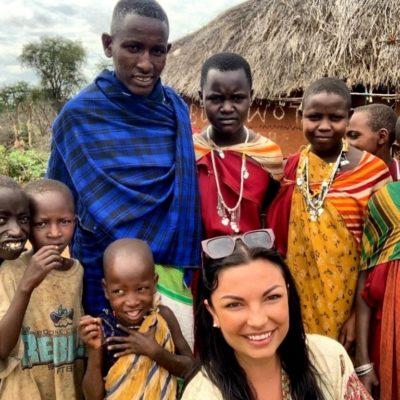 Önkéntesként Afrikában -Interjú Bódás Biankával